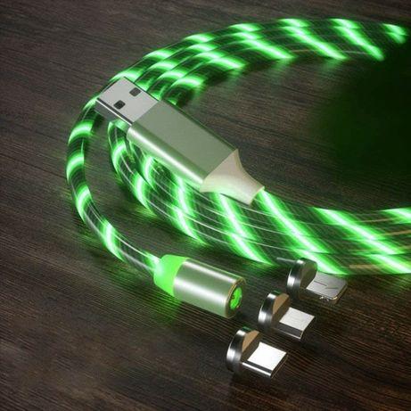 Светящий кабель телефона 150 грн