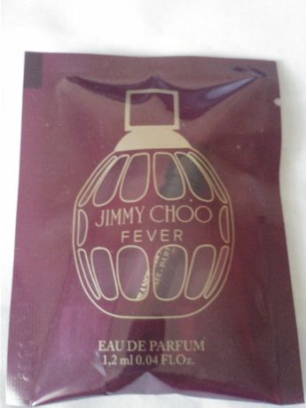 JIMMY CHOO Fever eau de parfum 1,2ml