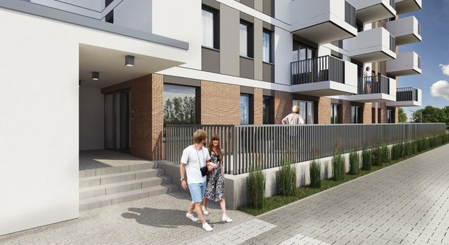 Mieszkanie 69,92m2 2-pokoje Nowa Inwestycja APARTAMENTY PŁOCKA