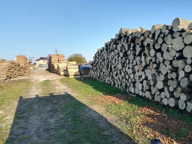 Drewno Opałowe Kominkowe buk, grab, brzoza, dąb, olcha. Suche