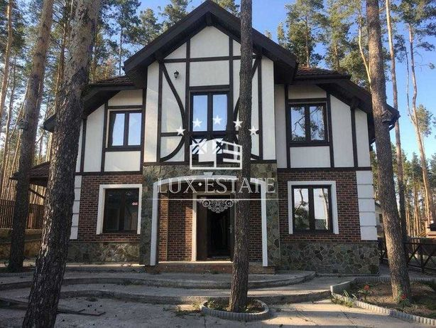 Аренда нового дома в лесу,г.Васильков,265м,15 соток,5 спален