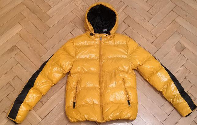 Żółta kurtka FSBN z NewYorker w rozmiarze S 05.03.152.0843