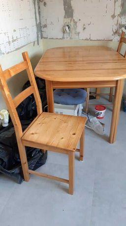Stół kuchenny i 6 krzeseł