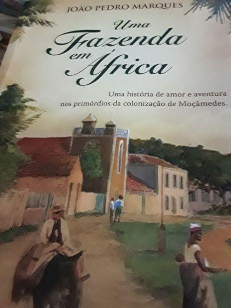 Uma Fazenda em Africa/ Joao Pedro Marques
