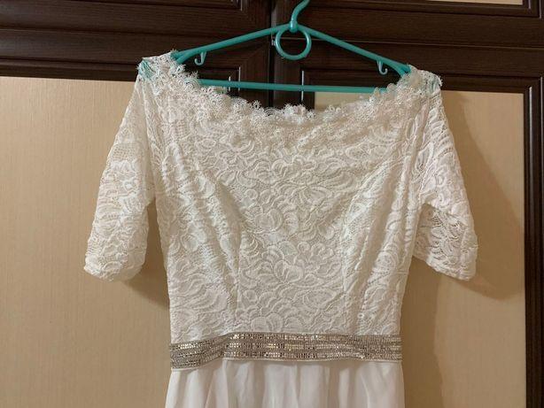 Продам выпускное, свадебное, вечернее платье