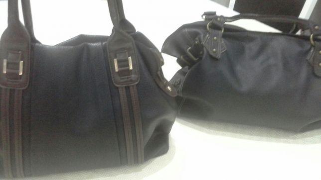 Duas carteiras pretas