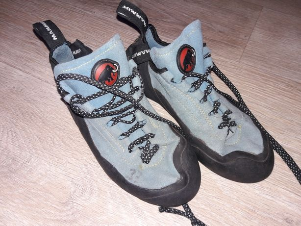 Скальные туфли Скальники Mammut.