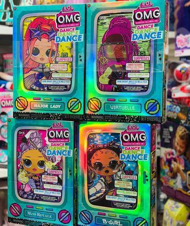 Набор с куклой LOL Surprise! Лол омг Америка