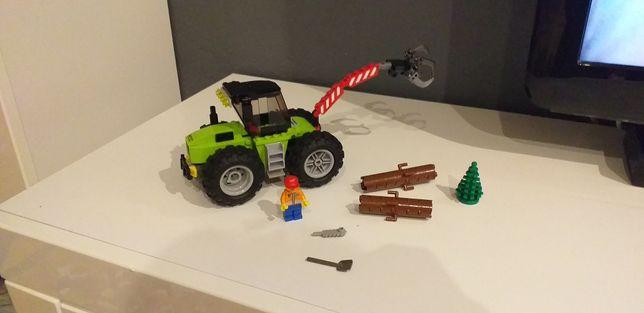 Lego 60181 traktor
