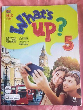 What's Up - Inglês - 5º Ano - Manual