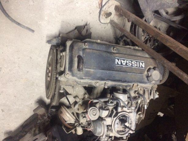 Двигатель Nissan Stanza BLUBIRD1.6