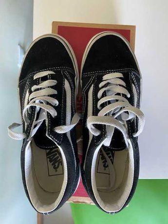 VANS sapatilhas originais como novas