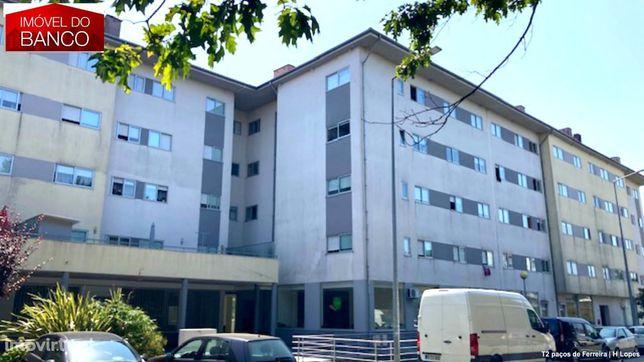 Apartamento T2 Paços de Ferreira 100% Financiado
