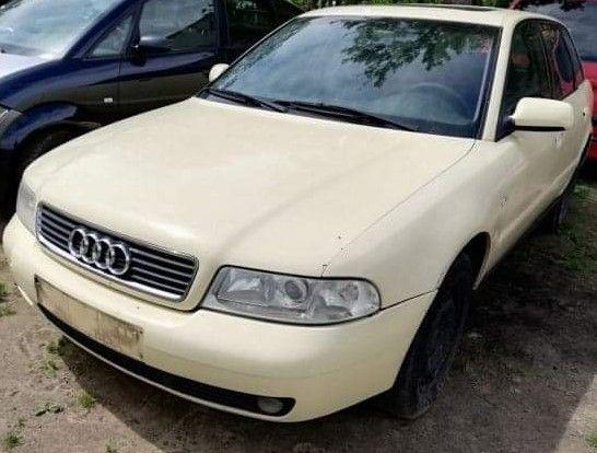 Audi A4 -karoseria - Części-skrzynia-Tanio