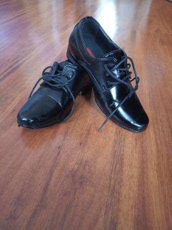 Buty eleganckie, wizytowe wkl. 20cm