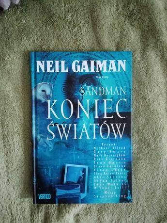 Sandman Koniec światów tom 8