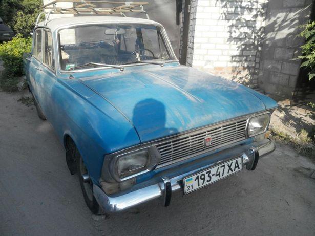Продам москвич 408