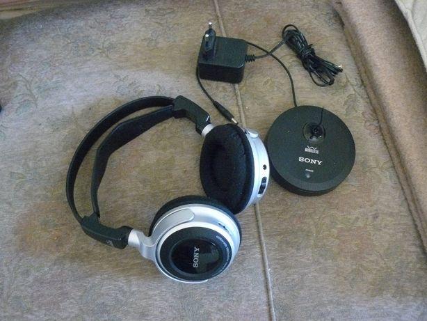 Słuchawki bezprzew. Sony