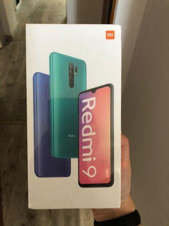 Xiaomi Redmi 9, 3/32 NFC, wersja Global EU! Nowy! Gwarancja 24m