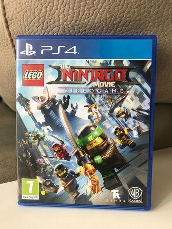 Jogo Lego The Ninjago movie para PS4