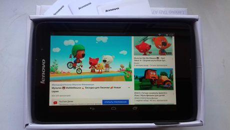 Планшет Телефон Lenovo A3500-HV 3G GPS 16GB 1Gb Bluetooth Wi-Fi