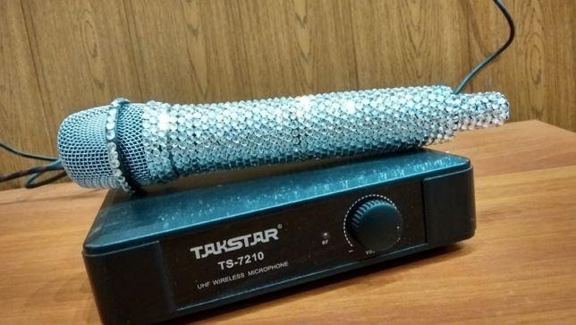 Радиомикрофон Радиосистема Takstar TS-7210h