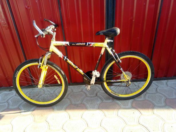 Спортивный велосипед горный состояние хорошое