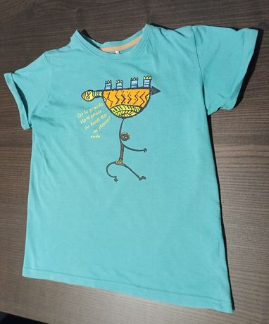 T-shirt chłopięcy Endo podkoszulek bawełniany rozm. 146