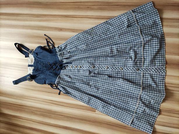 Sukienka lniana Landhaus c&a Naturally 44