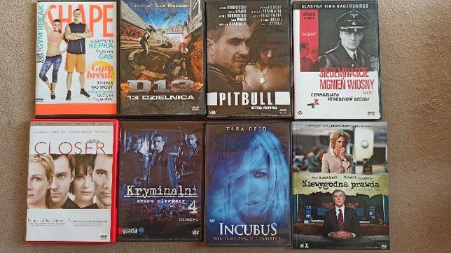 24 x FILM DVD - Super zestaw - 24 filmy - 13,99 za całość