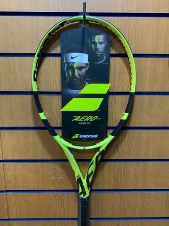 Теннисная ракетка Babolat Pure Aero Team