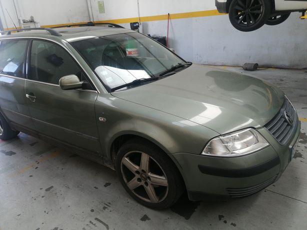 VW passat pd 130 cx6v