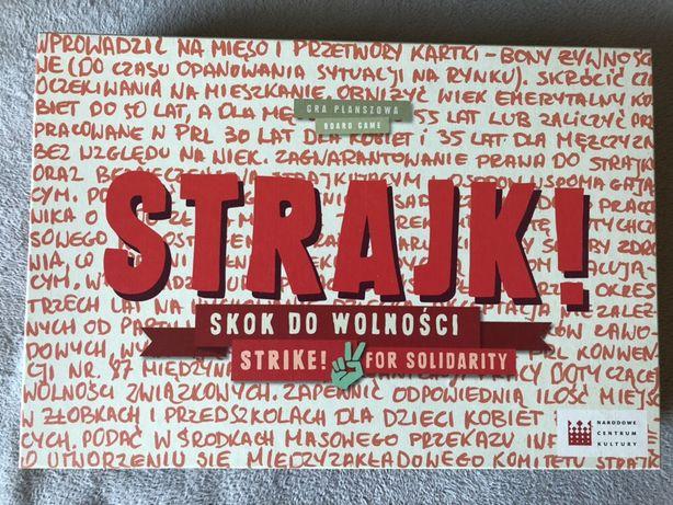 Gra Strajk