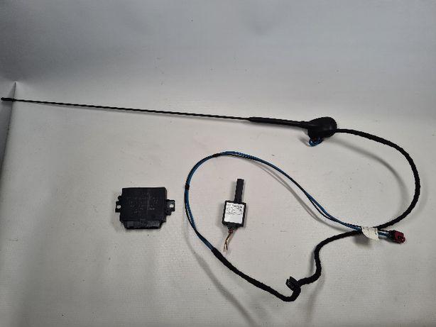 Antena kluczyka moduł PDC parkowania tył FORD Focus MK2 lift 1.6TDCI