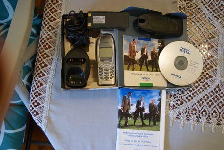 Nokia 6310i ładowarka stacjonarna