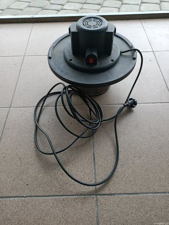 Silnik do odkurzacza z pokrywą - moc 800 W