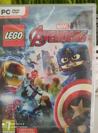 Gra PC DVD ROM Lego Avengers