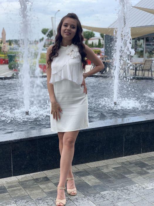 Плаття біле Рудно - зображення 1