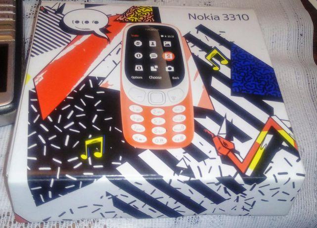 Niezapomniana, po liftingu Nokia 3310.