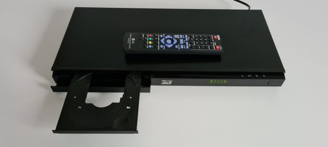 Blu-Ray 3D smart LG BP620 Pilot,USB