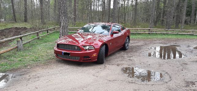 Ford Mustang Premium idealny manual