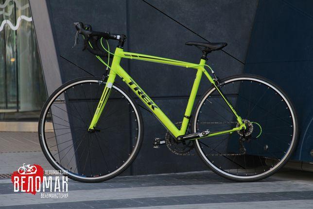 Шоссейный велосипед Trek One 1.2. Giant Scott Cube Cannondale Pride