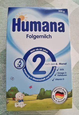 Детская смесь Humana 2