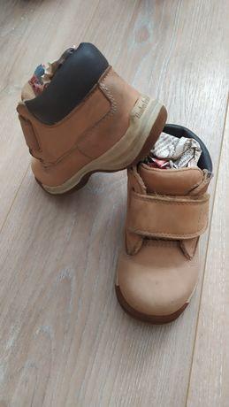 Ботинки Timberland замш