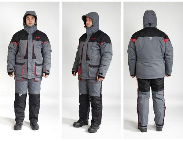 Акция Зимний костюм Norfin Arctic red -25