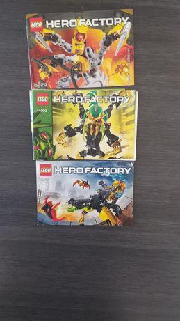 Lego hero factory, bionicle