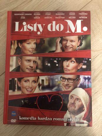 Listy do M. dvd