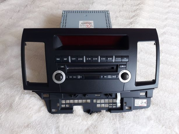 Radio samochodowe Mitsubishi Lancer