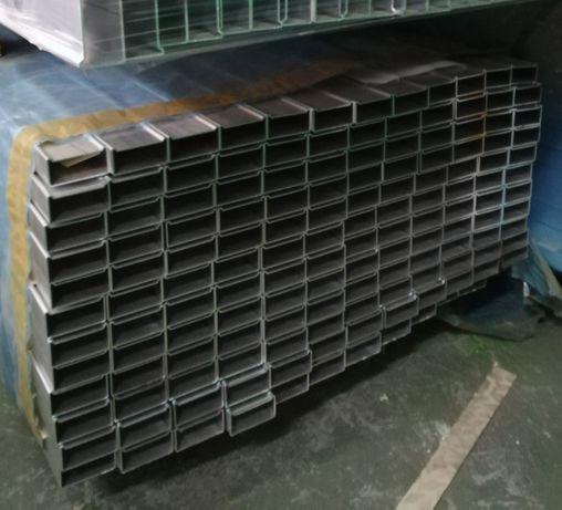 Profil aluminiowy do produkcji drabin