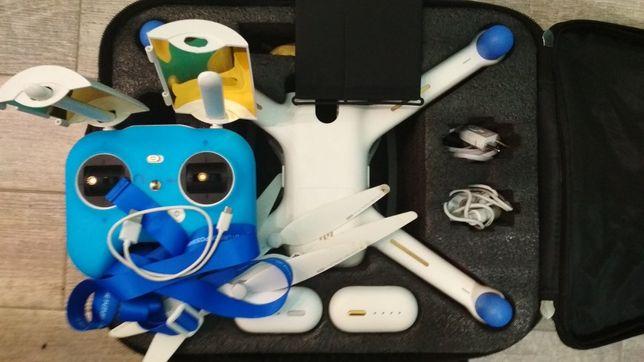 Квадрокоптер дрон Mi Drone 4K + рюкзак